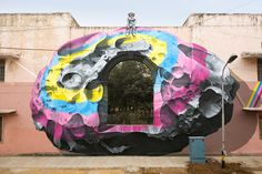Christian Rebecchi & Pablo Togni, street art que habla de conexiones (Yosfot blog)