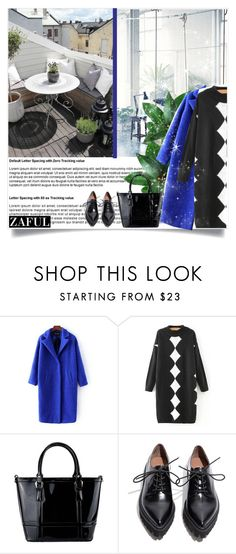 """zaful.com lkid=5695 (58)"" by mell-2405 ❤ liked on Polyvore featuring H&M and Jeffrey Campbell"
