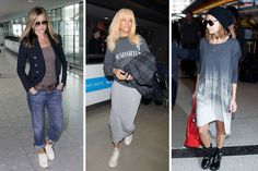Steal Airport Style from Your Favorite Celebs 1 (Nicole Richie) & 2 (Rihanna)