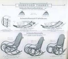 rocking chair thonet bilaketarekin bat datozen irudiak