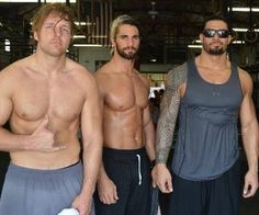 WWE the shield | The Shield - The Shield (WWE) Photo (35260612) - Fanpop fanclubs
