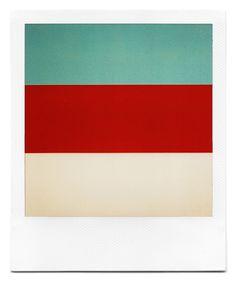 Neopolitan No•3 - a polaroid by Grant Hamilton