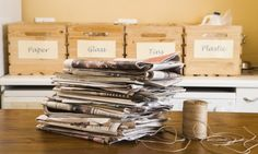 8 tips to reuse newspaper