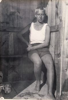 Claude Cahun, 1921 I handed in my dissertation proposal today!