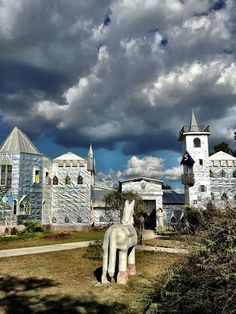 Solomon's Castle, Florida - an art haven?  http://www.wanderingeducators.com/best/stories/solomons-castle-quirky-kingdom.html