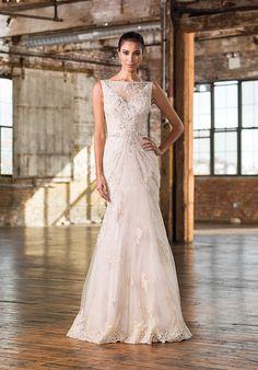 Justin Alexander Signature 9825 Wedding Dress - The Knot