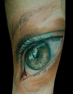 3D tattoo ..., the detail is incredible...