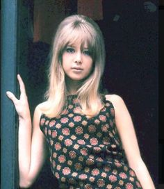 Beautiful Pattie Boyd