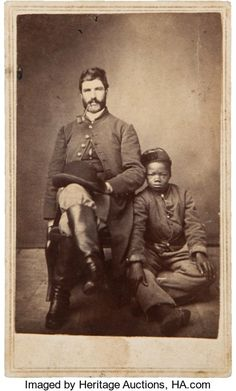 Photography:CDVs, Absolutely One Of The Most Moving Civil War Images We've EverCataloged - Carte-De-Visite Of A Federal Soldier With His Young ...