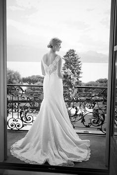 Laura & Otto: Dress: Skyler by Augusta Jones