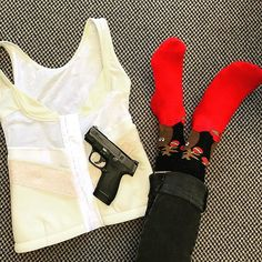 Dene Adams® concealed carry holsters, experts in shapewear and maximum concealment. The only soft holsters with trigger protection.