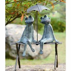 SPI Home - Frog Lovers Garden Sculpture