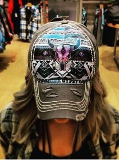 awesome desperado skull by junk gypsy avail at the buckle...