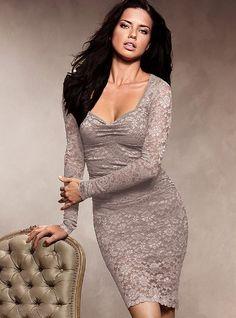 Sweetheart Lace Dress - Victoria's Secret
