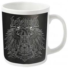 Behemoth: Abyssum (cana) The Band Album, Metalhead, This Or That Questions, Mugs, Tableware, Prints, Dinnerware, Tumblers, Tablewares