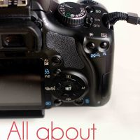 Know Your Camera Buttons