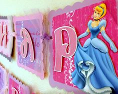 Hey, I found this really awesome Etsy listing at https://www.etsy.com/listing/156038319/disney-princess-birthday-banner