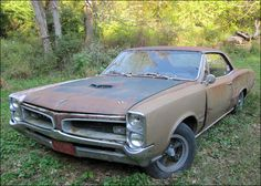 1966 Pontiac GTO Maintenance of old vehicles: the material for new cogs/casters/gears/pads could be cast polyamide which I (Cast polyamide) can produce
