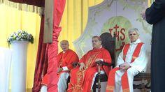 Il cardinale Sepe celebra i 50 anni di sacerdozio nella sua Carinaro - Pupia.tv