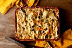 Can't get enough Kabocha. Maybe once of these days it'll even cool down enough for me to want to turn on the oven.    Lasagna With Roasted Kabocha Squash and Béchamel - NYTimes.com