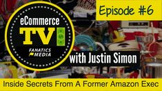 http://ift.tt/2ayu3v9  Fanatics eCommerce TV Episode 6 - Justin Simon interviews James Thomson.  What makes for a good Amazon seller? How do you get the Buy Box? Are you better off being a reseller or a private labeler? Does being successful on other platforms make you successful on Amazon? How long can your private label product stay fresh before you need to pivot? Why should you be coming to the PROSPER show?   Former Amazon senior executive and current President of the PROSPER Show as…