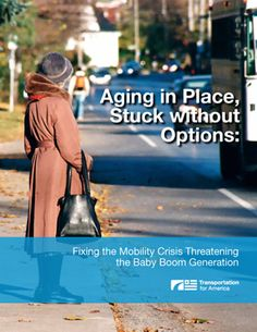 For aging-in-place - living in walking distance of a grocery, pharmacy and clinic or public transportation is critical