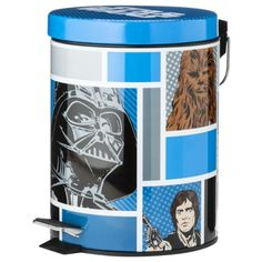 Star Wars Step Waste Basket