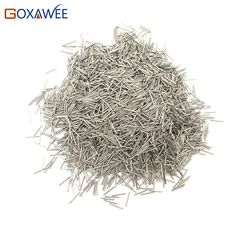 GOXAWEE 200g Magnetic Needles Pins 0.2/0.3/0.4/0.5/0.6mm for Magnetic Tumbler Polishing Media For Jewelry Tools and Equipment Sale Only For US $10.25 on the link