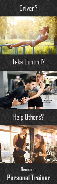 You already love going to the gym - make your gym a more accessible and safe place for all. Apply to be a personal trainer to help others achieve their goals.