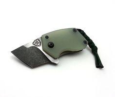 S.T.U.B. Knife - Menovations: