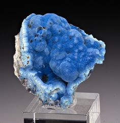 Shattuckite from Namibia by Dan Weinrich