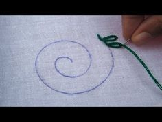 This video about:Hand Embroidery,Lazy Daisy Stitch and French Knot Stitch,Easy Flower Stitch,Crafts & Embroidery Welcome to my channel crafts & Embroidery! French Knot Embroidery, Embroidery Stitches Tutorial, Flower Embroidery Designs, Hand Embroidery Patterns, Machine Embroidery Designs, Crochet Stitches, Etsy Embroidery, French Knots, Hand Embroidery Stitches
