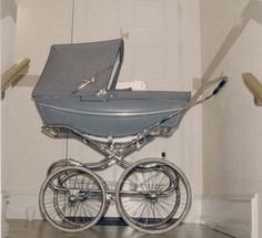 Silvercross barnvagn
