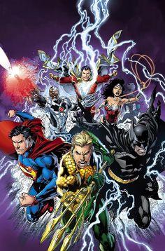 Justice League: Throne of Atlantis - DC Comics