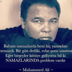 (notitle) – Dursun Bayraktar – is you to Salat Prayer, Muhammad Ali Boxing, 5am Club, Learn Turkish Language, Philosophical Quotes, Allah Islam, Magic Words, Meaningful Words, Good Advice