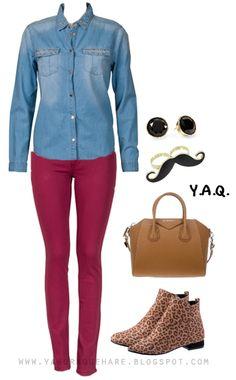 Y. A. Q. - Blog de moda, inspiración y tendencias: [Y ahora qué me pongo con] Animal print