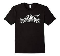 a749b6de Men's Yosemite T Shirt What a great place to experience and this shirt will  help you