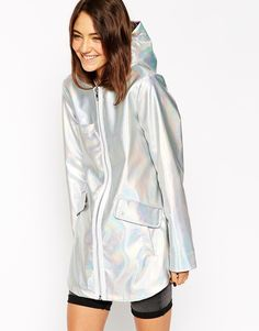 7e2b5727 17 Radically Stylish Raincoats That'll Actually Get You Excited About  These… Stylish Raincoats