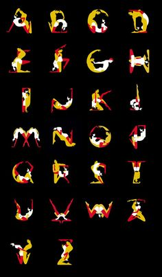 If It's Hip, It's Here: Kama Sutra Cover Art Inspires Full Typographic Alphabet, Prints and Animated Teaser. Good.