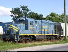 RailPictures.Net Photo: NOW 4497 NORTHERN OHIO AND WESTERN EMD GP9 at TIFFIN, Ohio by scooterb