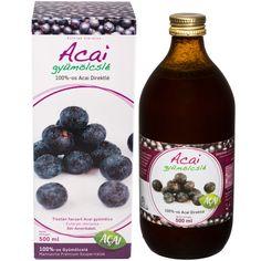 Mannavita ACAI gyümölcslé Vásárlás most The 100