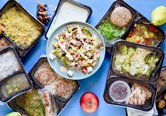 Du søgte efter Madplan - Maria Silje | Mad blog Couscous, Cobb Salad, Protein, Beef, Meat, Ox, Ground Beef, Steak