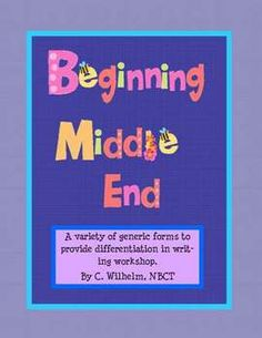 Beginning, Middle, End