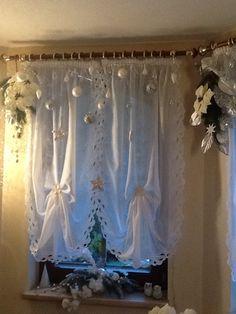 Výzdoba okien Vianoce 2014
