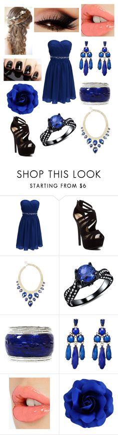 """Untitled #202"" by deadlyroseforever on Polyvore featuring Red Circle, Kendra Scott, Sparkling Sage and Charlotte Tilbury"