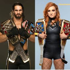 Rollynch is better than all y'all Wwe Pictures, Wwe Photos, Wwe Raw Women, Becky Wwe, Wwe Seth Rollins, Wwe Couples, Nikki And Brie Bella, Rebecca Quin, Wwe Female Wrestlers