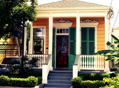 New Orleans..Love the color