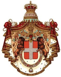 artist's rendering , custom coat of arms