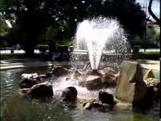 Brunnen in Wien. -
