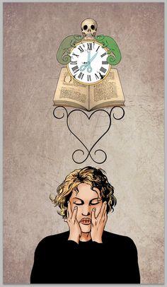 """#EXODO #COMIC #ILUSTRACION #CROWDFUNDING - Ilustración encargada por mecenas como recompensa de su aportación a Éxodo Apócrifo by Juan Luis Rincón Chamorro. """"Éxodo Apócrifo"""" es un cómic basado en el famoso """"relato de la Biblia"""" sobre huída de Egipto de Moisés y el pueblo de Israel... salvo que contado de una manera """"algo diferente"""". libro chica reloj tiempo muerte +info: www.facebook.com/juanluis.rinconchamorro CROWDFUNDING VERKAMI www.verkami.com/projects/5194"""